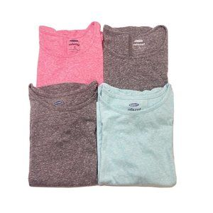 Lot of Girls Relaxed Fit Short & Long Sleeve Tops